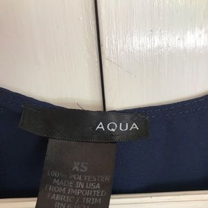Aqua Other - Bloomingdales Aqua brand Romper Size XS